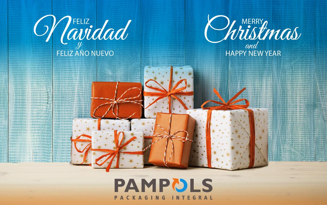 felicitacion de Navidad Pampols 2017