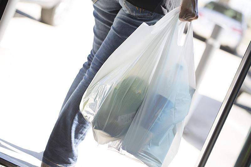 Bolsas plástico con asas