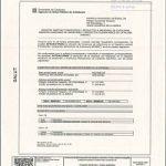 miniatura certificado sanitario
